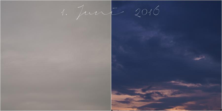 Blog + Fotografie by it's me! | fim.works | Himmel am 1. Juni 2016