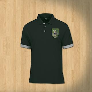 desain kaos polo ber logo provinsi bengkulu - kanalmu