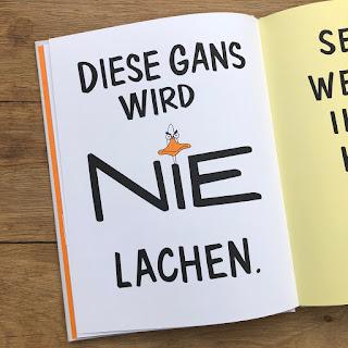 Gans Ernst - Ein nicht ganz so ernstes Bilderbuch