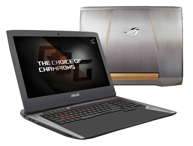 Body ASUS RoG G752VS