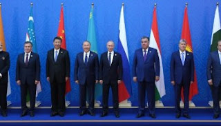 19th Meet of SCO Ministers of Foreign Economy and Foreign Trade