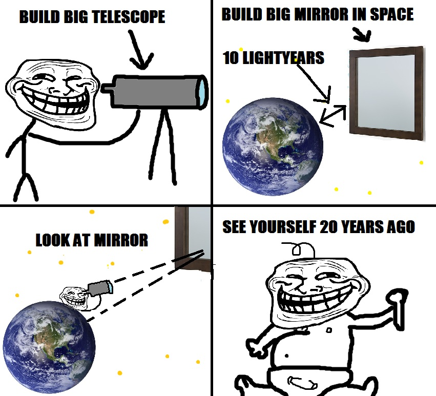 troll physics comics hilarious images daily