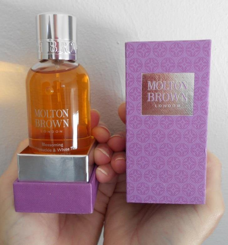 Molton Brown Blossoming Honeysuckle & White Tea Eau de Toilette