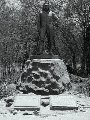 Sir David Livingstone, Victoria Falls, Victoria Falls Rainforest, Zimbabwe