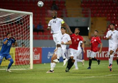 مباراة فلسطين واليمن مباشر