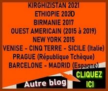 NOUVEAU BLOG : Nos voyages de 2015 à 2021