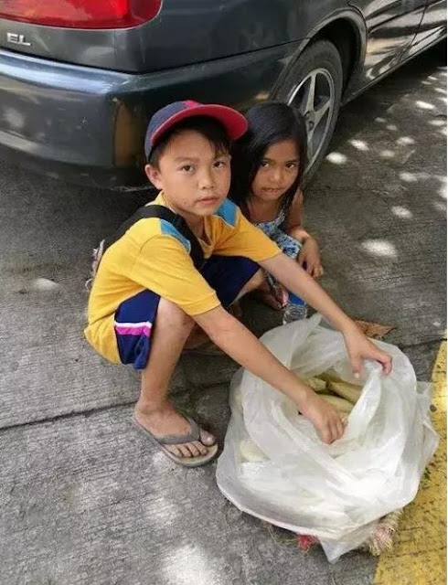 These 2 Young Siblings Sell Corn Just So They Can Help Their Family! Watch Their Heartbreaking Video Here!