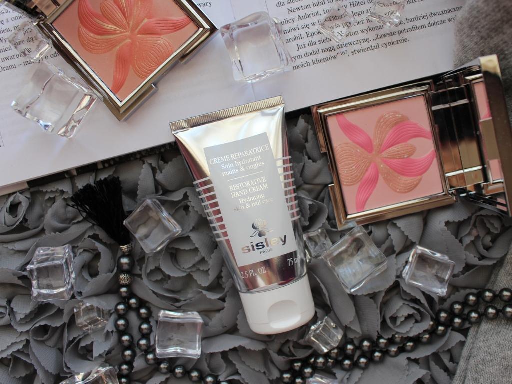 Zimowy ratunek czyli SISLEY Restorative Hand Cream Hydrating skin & nail care