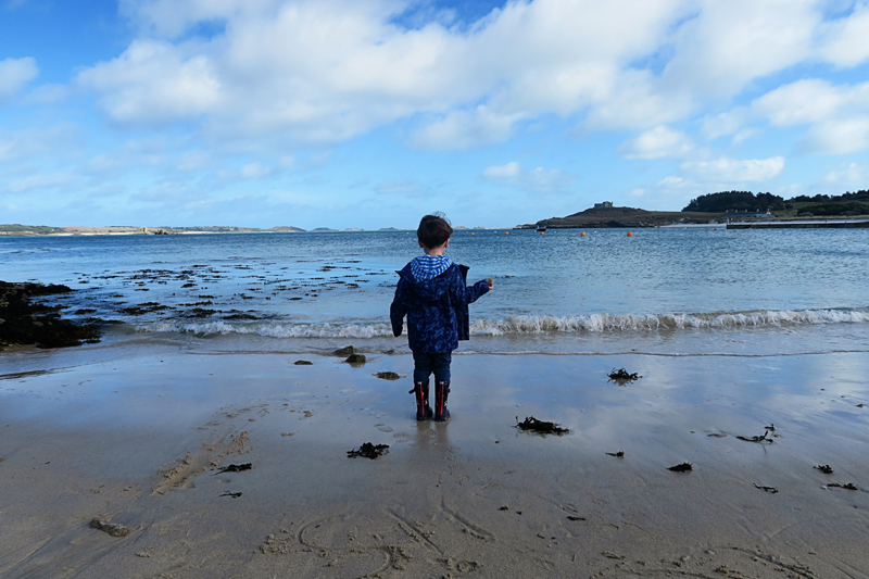 the scilly isles beaches