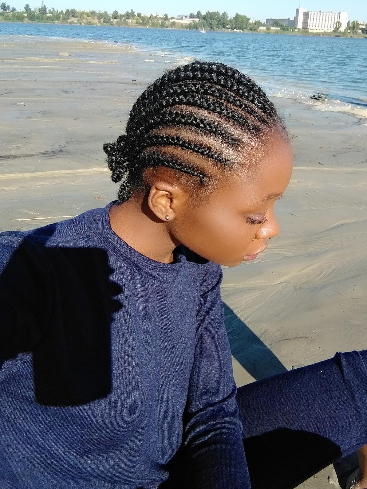 Cornrows Hairsyle