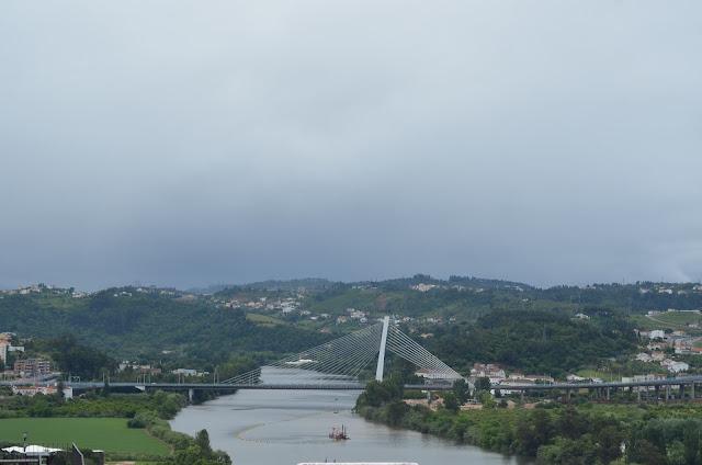 vista mais bonita da cidade de Coimbra