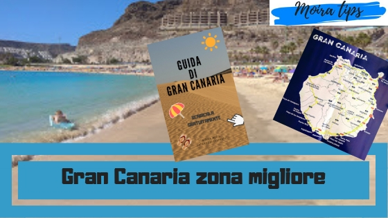 gran canaria dove alloggiare