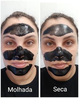 resenha Máscara Facial Revitalizante Peel Off Neo Dermo Etage Eudora dicas da tia na pele