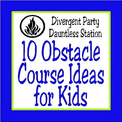 Get the kids moving and having fun with these 10 Obstacle course ideas for kids. These are great for a fun party game or for getting the kids out of the house and moving.  #obstaclecourse #summergame #kidsgame #partygame #diypartymomblog