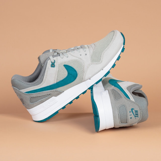 79701aa5876b8 Fat Buddha Store Blog    All the News  Nike Air Pegasus 89 Shoes - Lunar  Grey Teal