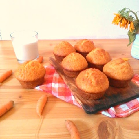 Carrot & Apple Muffins