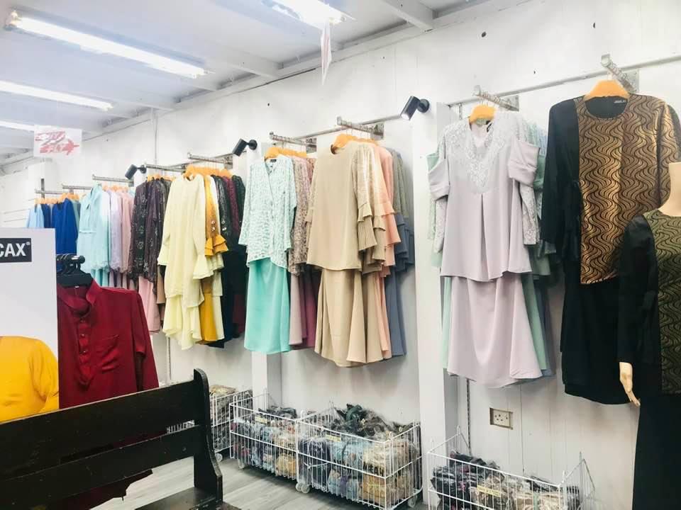 Baju Raya Sedondon 2021 area JB