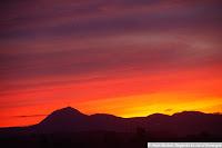 Soleil en Auvergne.
