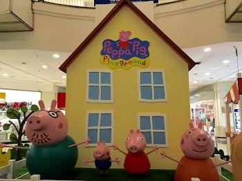 NorteShopping recebe Playground da Peppa Pig