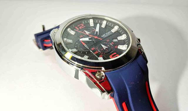 Megir M2063G-2 Chronograph watch Megir watch M2063g2
