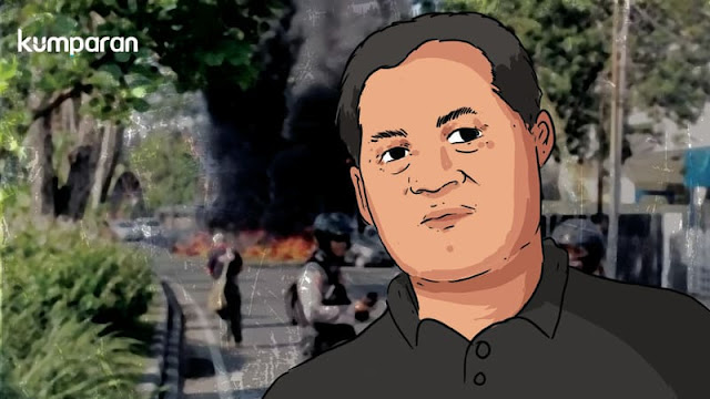 Dita Disebut Keponakan Tersangka Bom Bali 1
