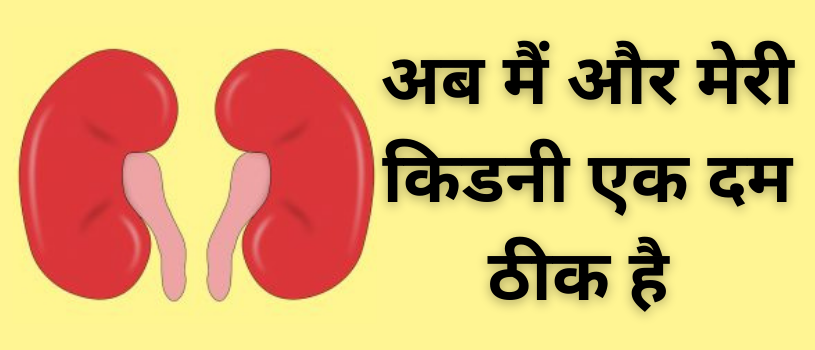 Ayurvedic Treatment Become Fine Kidney