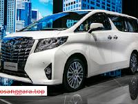 Jangan sembarangan mengganti aki Toyota Alphard i-stop tahun 2015 keatas