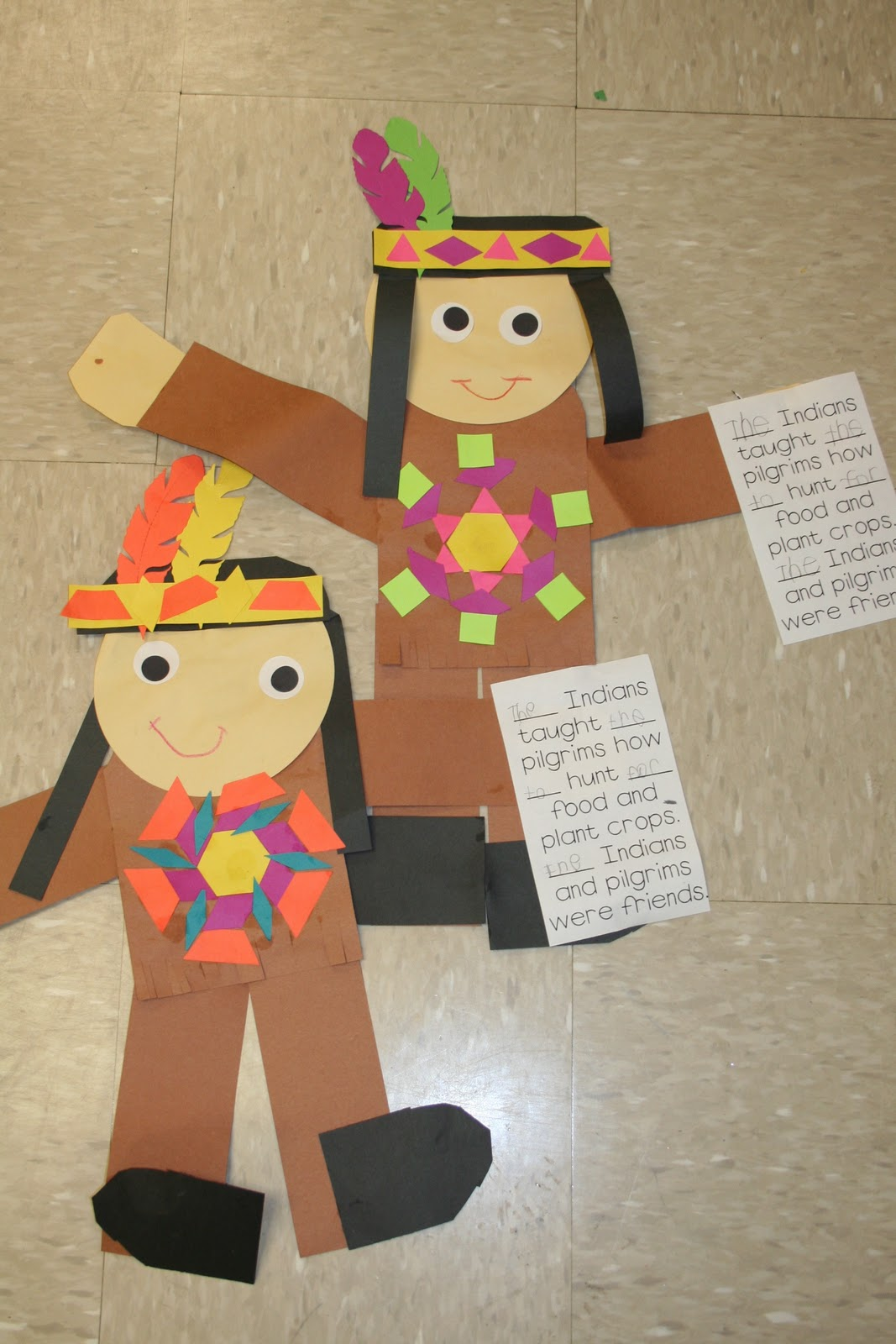 Mrs Lee S Kindergarten Thanksgiving Ideas Repost And An Olfreebie