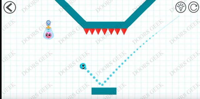 Love Shots Level 49 Solution, Cheats, Walkthrough for Android and iOS