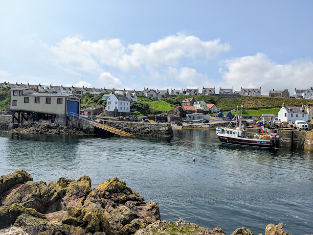 How to Spend an Hour (or more) in St Abbs