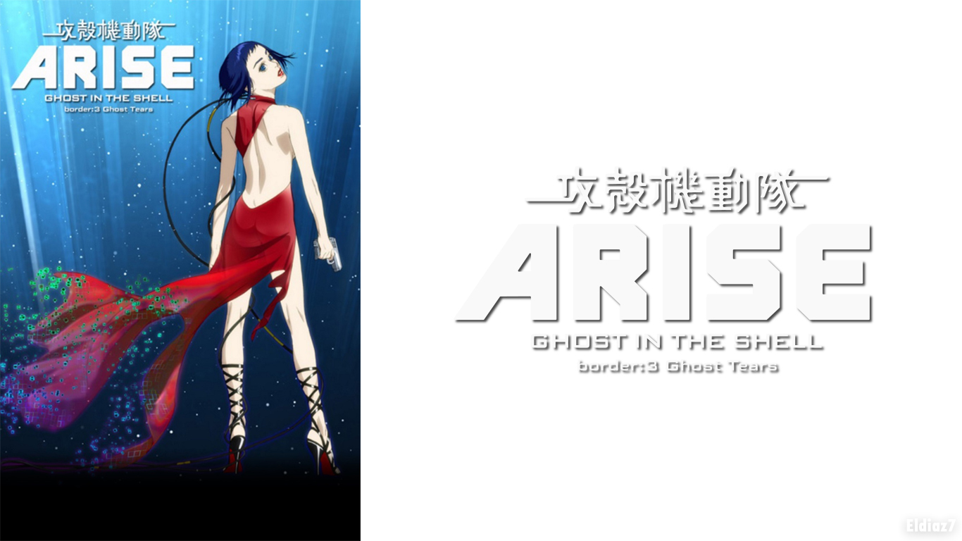 Download Ghost in the Shell: Arise – Border:3 Ghost Tears BD Subtitle Indonesia