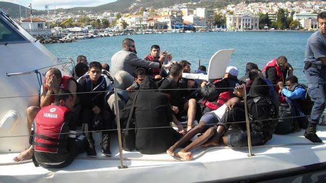45 πρόσφυγες διασώθηκαν στο Ακρωτήριο Ταίναρο