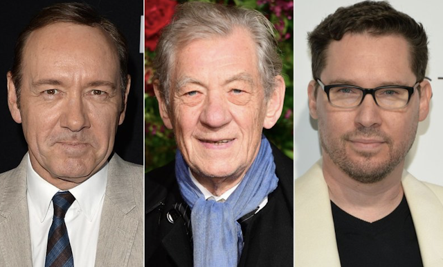 Ian McKellen apologizes for controversial comments on Kevin Spacey and Bryan Singer's alleged abuse