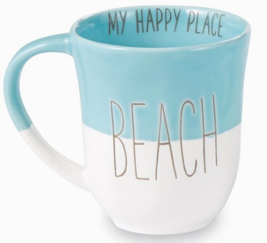 Happy Place Beach Mug