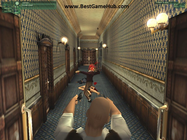 Hitman Codename 47 Torrent PC Game Download Free