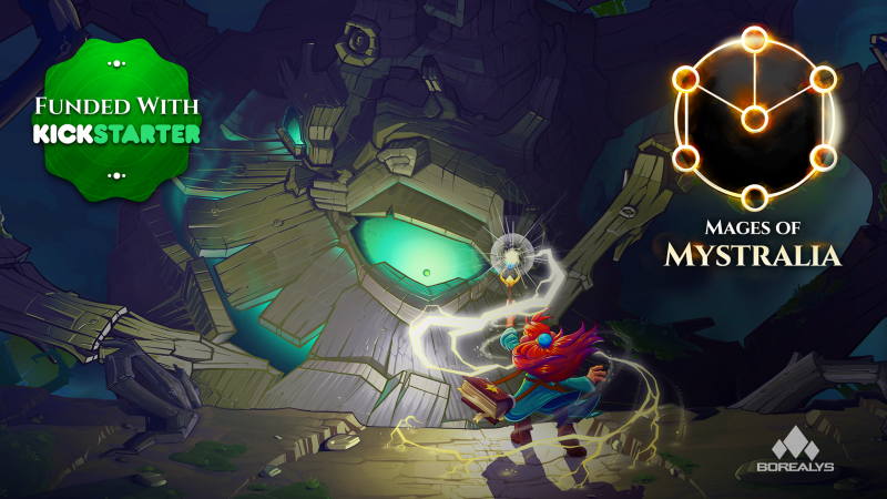 Mages of Mystralia Free Download Poster