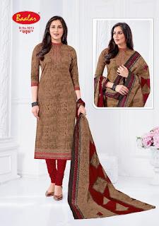 Baalar Zara vol 4 Cotton dress material
