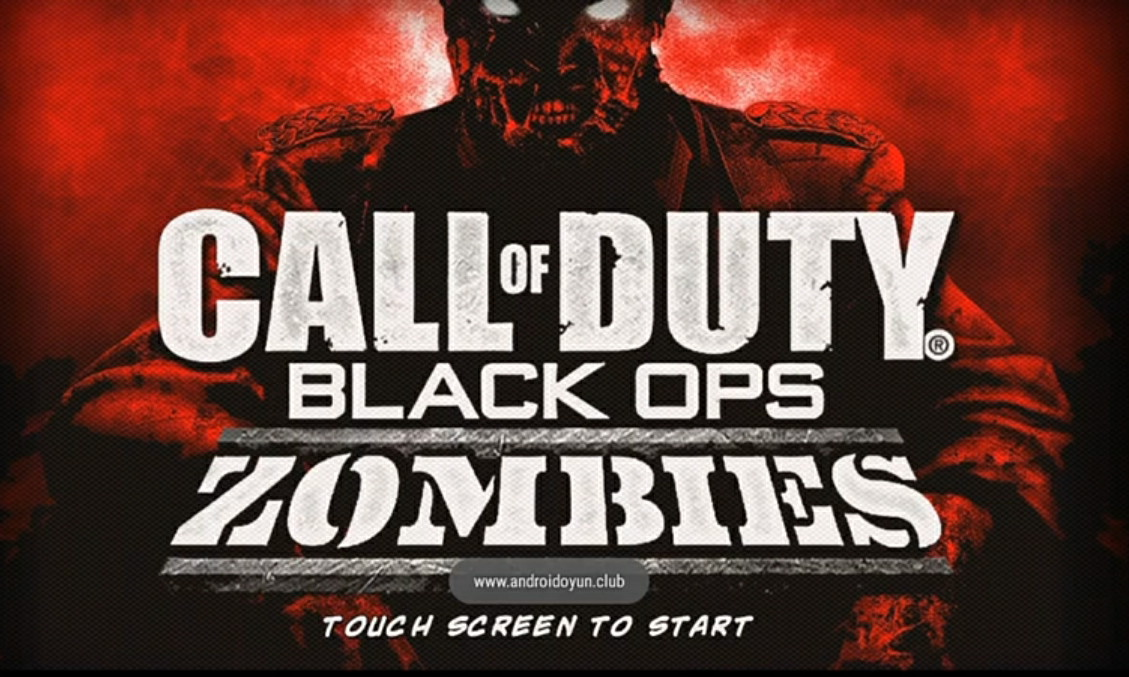 Download Call Of Duty : Black Ops Zombies Mod V1.0.12 Terbaru For Android