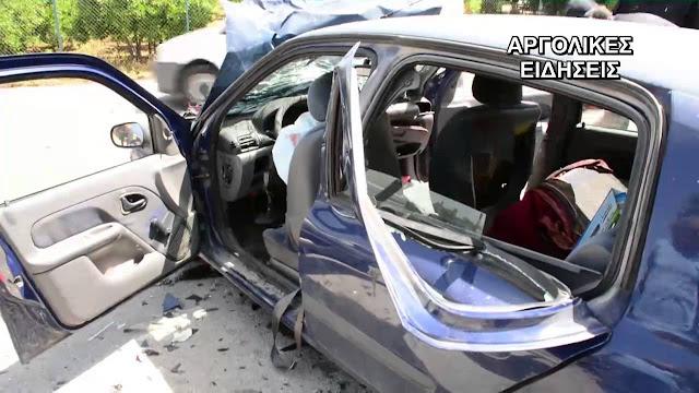 Μειώθηκαν τα τροχαία δυστυχήματα τον Αύγουστο στην Πελοπόννησο