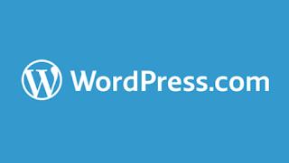 Wordpress.com blogging platform