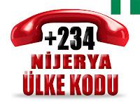 +234 Nijerya ülke telefon kodu