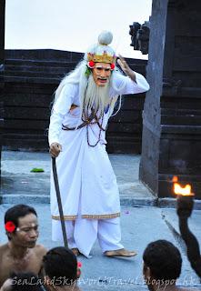 峇里, bali, Uluwatu Temple, kecak dance