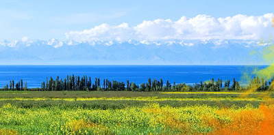 The Pearls Of Kyrgyzstan