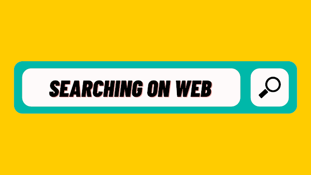 Searching on the Web - Digital Communication
