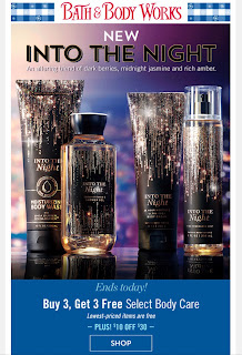 Bath & Body Works | Today's Email - November 19, 2019