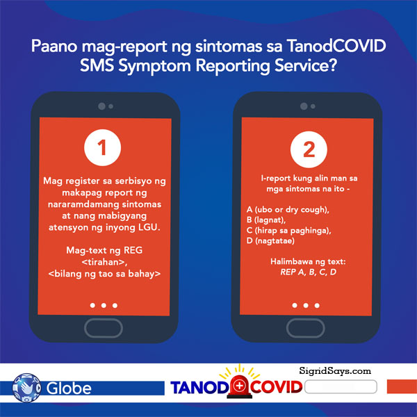 Globe, Globe Telecom, Covid-19, pandemic, health crisis, Philippines, Bacolod City, Bayanihan sa Bacolod, Covid-19 bayanihan, technology, Globe Labs, TanodCovid, PCHRD, DOST, UP, DOST-PCHRD, Feasibility Analysis of Syndromic Surveillance, Spatio-Temporal Epidemiological Modeler, Covid-19 contact tracing, Department of Health, health officials, Covid-19 symptoms, Covid-19 positive, Covid-19 outbreak in clusters, LGU,