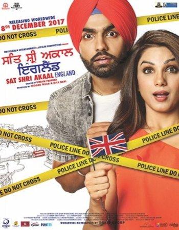 Sat Shri Akaal England (2017) Punjabi 480p HDRip