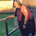7de Laan's Nobuhle Mahlasela Poses N*de For A Great Cause!