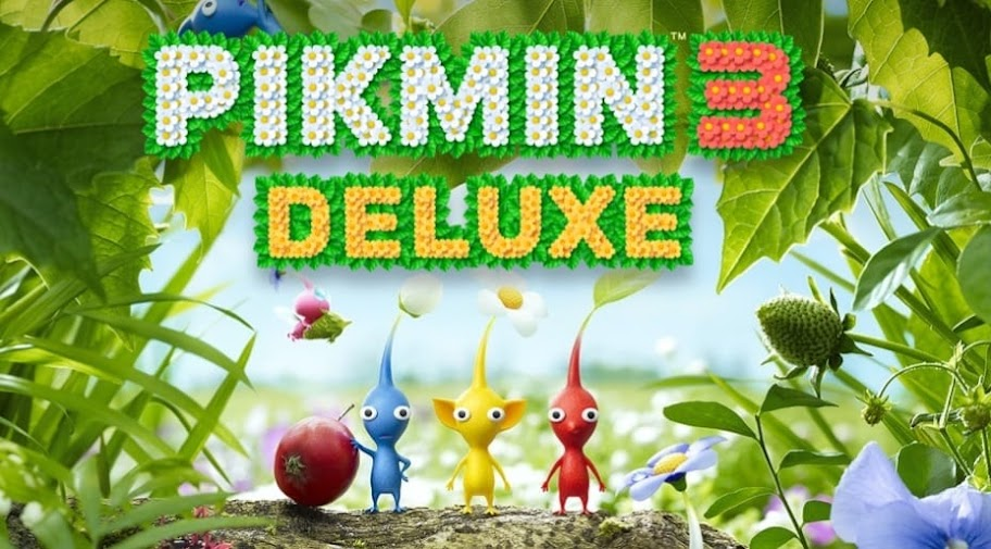 Pikmin 3 Deluxe Review: A Refreshing Edition