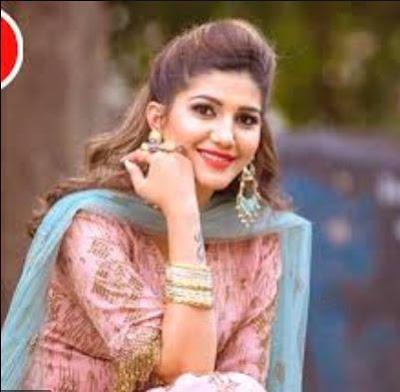 sapna Choudhary new
